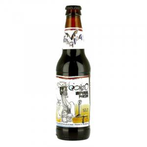 24 X Flying Dog Gonzo Imperial Porter Caixa 355ml