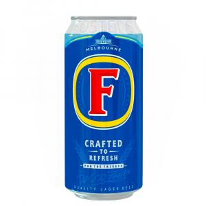 24 X Fosters Australian Lager Cans 440ml
