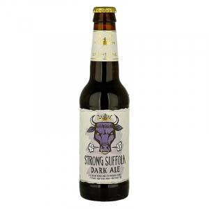 24 X Greene King Strong Suffolk Dark Ale Caixa