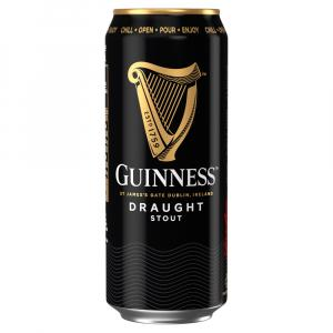24 X Guinness Original Draught Stout 440ml