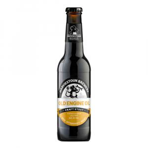 24 X Harviestoun Old Engine Oil Craft Stout