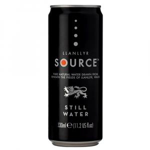 24 X Llanllyr Source 330ml Cans