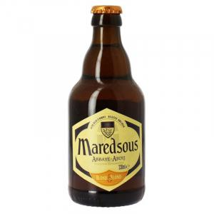 24 X Maredsous 6 Blonde Case