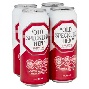 24 X Old Speckled Hen Cans 50cl