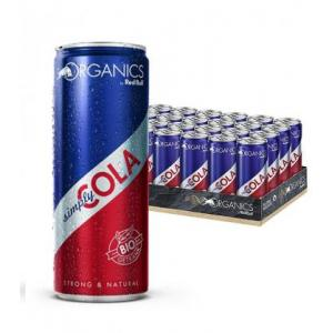 24 X Organics Simply Cola By Red Bull 25cl