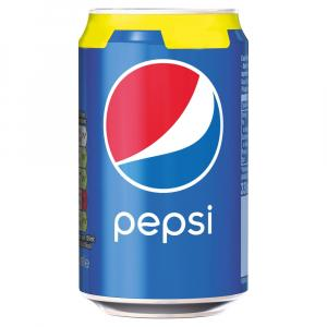 24 X Pepsi Cans 330ml
