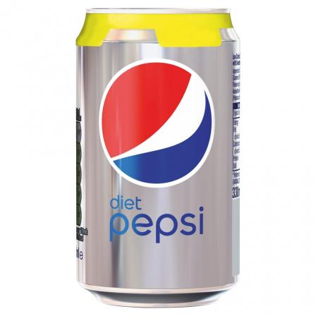 24 X Pepsi Diet Cans 330ml