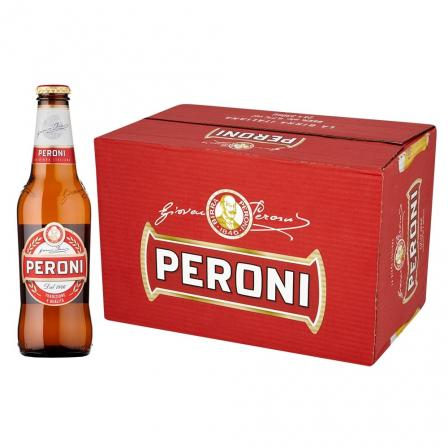 24 X Peroni Red Label