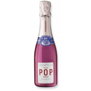 24 X Pommery Pink Pop Pack 200ml