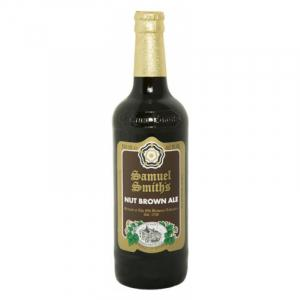24 X Samuel Smith Nut Brown Ale Cassa 355ml