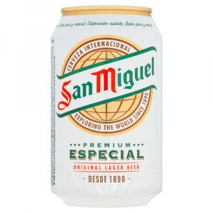 24 X San Miguel Cans