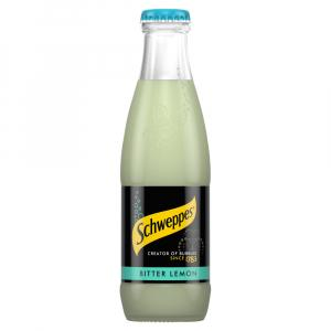 24 X Schweppes Lemon 200ml