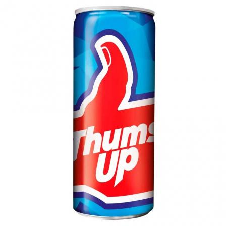 24 X Thums Up Fizzy Soft Drink 330ml