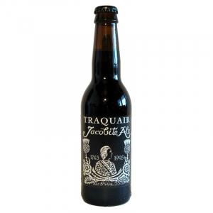 24 X Traquair Jacobite Ale Cassa
