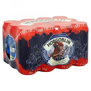 24 X Wychwood Hobgoblin Craft 440ml