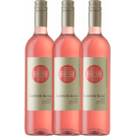 3 X Canyon Road White Zinfandel Rosé