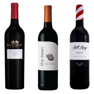 3 X Pinotage Mixed Case
