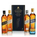 4 X Johnnie Walker Collection Gift Pack 200ml