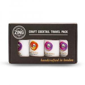4 X World Of Zing Gin Lovers Cocktail 50ml