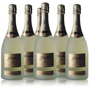 6 Botellas Freixenet Gran Carta Nevada Brut