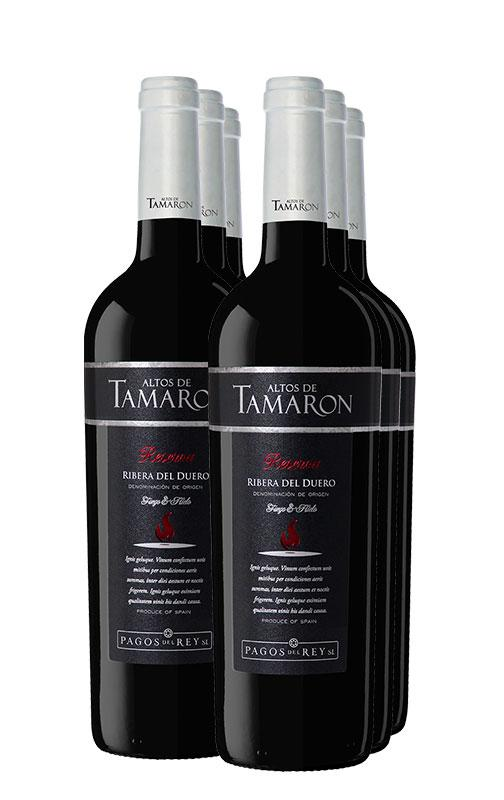 Buy 2015 6 X Altos De Tamarón Reserva Price And Reviews At Drinks Co