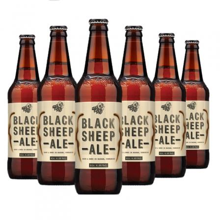 6 X Black Sheep Ale 3L