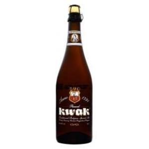 6 X Bosteels Inbev Kwak 75cl