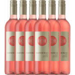 6 X Canyon Road White Zinfandel Rosé