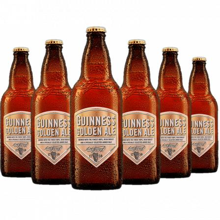 6 X Guinness Golden Ale 3L