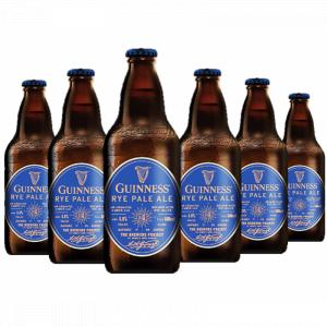 6 X Guinness Rye Pale Ale 3L