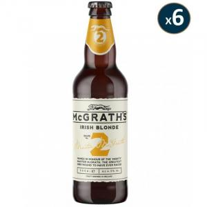 6 X Mcgrath's Craft Irish Blonde 50ml