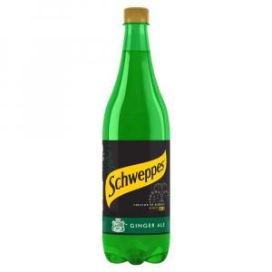 6 X Schweppes Canadian Dry Ginger