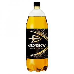 6 X Strongbow Original 2ltr