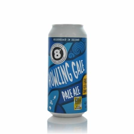 8 Degrees Howling Gale 440ml