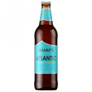 8 X Atlantic Pale Ale Botella 50cl