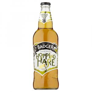 8 X Badger Hopping Hare 50cl