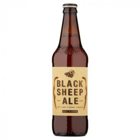 8 X Black Sheep Ale Case 50cl