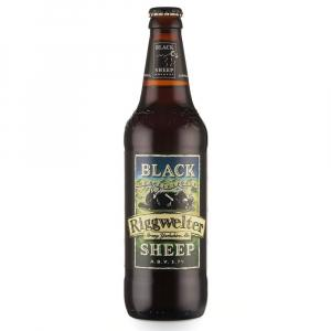 8 X Black Sheep Riggwelter Strong 50cl