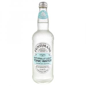 8 X Fentimans Light Tonic 500ml