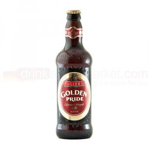 8 X Fullers Golden Pride 50cl