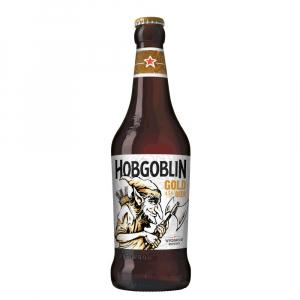 8 X Hobgoblin Gold 50cl