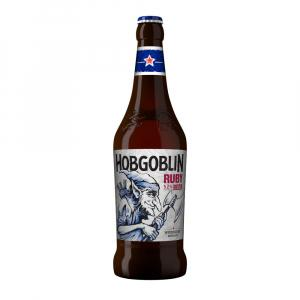 8 X Hobgoblin Ruby 50cl
