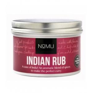 8 X Indian Rub 70g Nomu