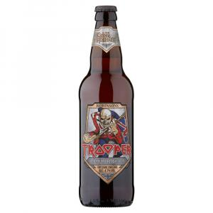 8 X Iron Maiden Trooper 50cl