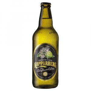 8 X Kopparberg Elderflower Cider 50cl