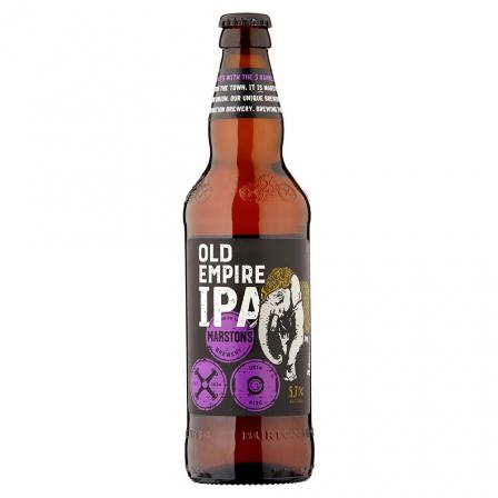 8 X Marstons Old Empire Ipa 50cl