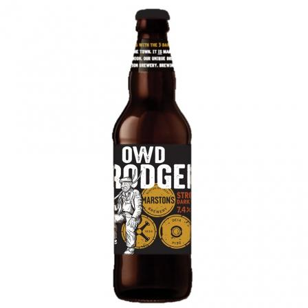 8 X Marstons Owd Rodger 50cl