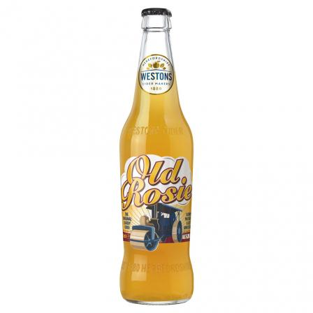 8 X Old Rosie Cloudy Apple Cider 50cl
