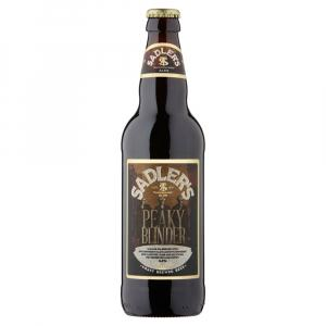8 X Sadler's Peaky Blinder Black Ipa 50cl