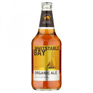 8 X Whitstable Bay Organic Case 50cl